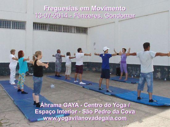 Freguesias em Movimento - Fanzeres (Gondomar) - 13.07.2015