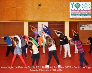 yoga vila de gaia crianças EB Bandeira 5