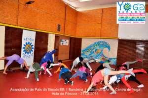 yoga vila de gaia crianças EB Bandeira 6