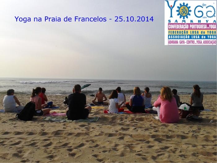 Yoga Gaia - Francelos - 25.10.2014 - 1