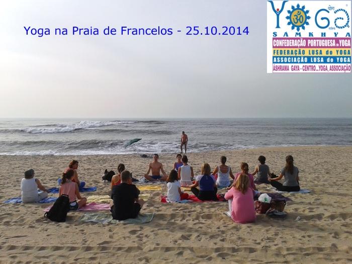 Yoga Gaia - Francelos - 25.10.2014 - 2
