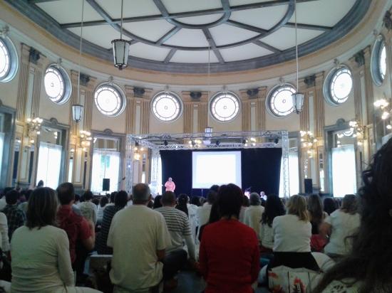 01.05.2015 - Participação no Encontro Íbérico do Yoga (Espanha)