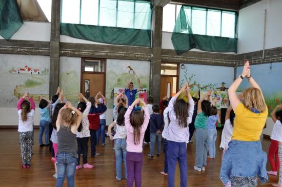01.06.2015 - Dia Mundial da Criança - Escola das Pedras - VNG