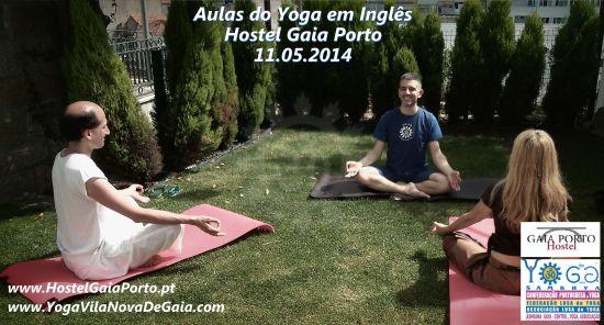 11.05.2015 - Yoga para turistas (Hostel Gaia Porto VNG) 2