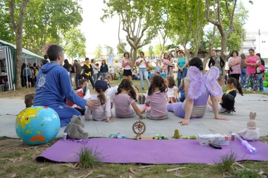 31.05.2015 - Dia Mundial da Criança Parque de São Caetano VNG