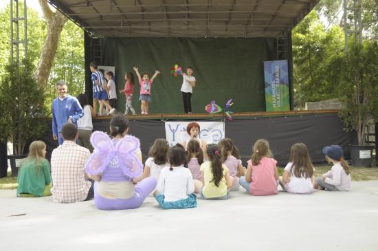 31.05.2015 - Dia Mundial da Criança Parque de São Caetano - VNG